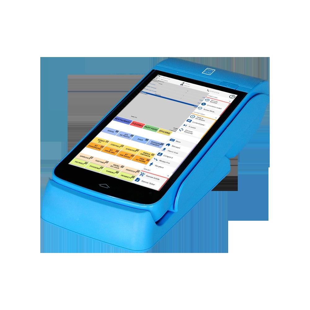 Caisse enregistreuse tactile Techfive CX-103